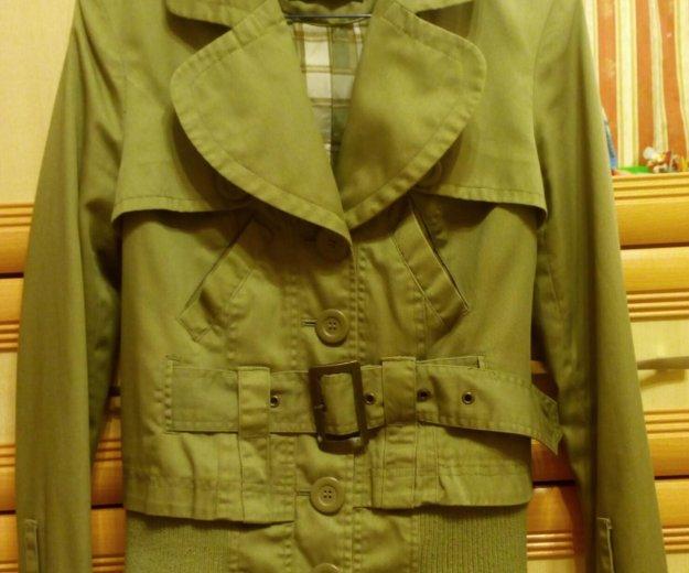 Куртка (vero moda), ткань-джинса. Фото 1. Калининград.