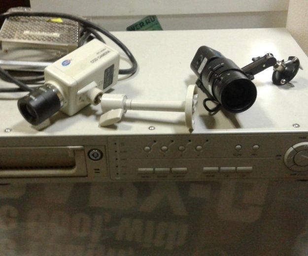 Система видеонаблюдения. Фото 1. Москва.