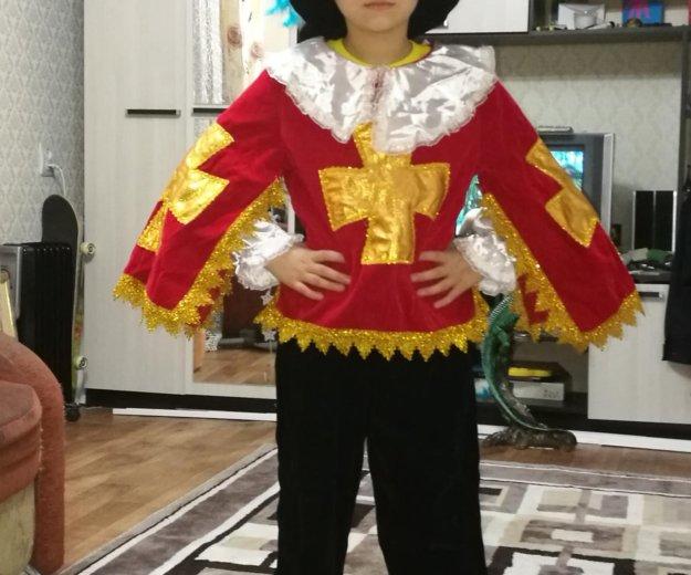 Новогодний костюм мушкетер. Фото 1. Саранск.