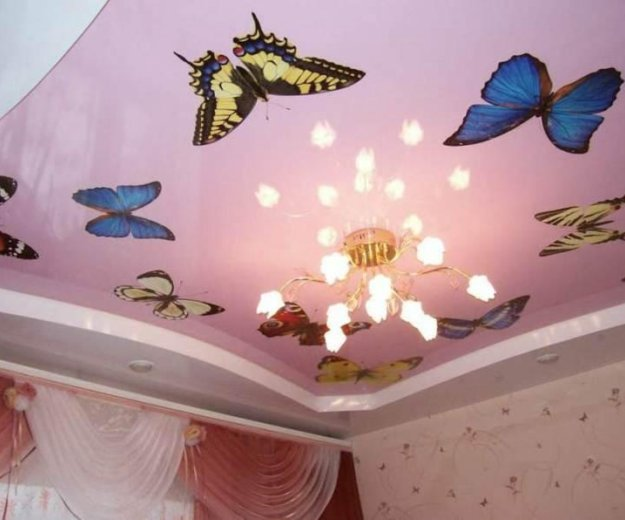 Качественный потолок. Фото 1. Щёлково.