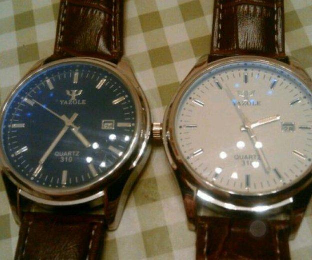 Часы наручные с датой, новые. Фото 2. Москва.