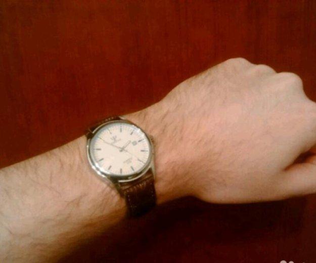 Часы наручные с датой, новые. Фото 3. Москва.