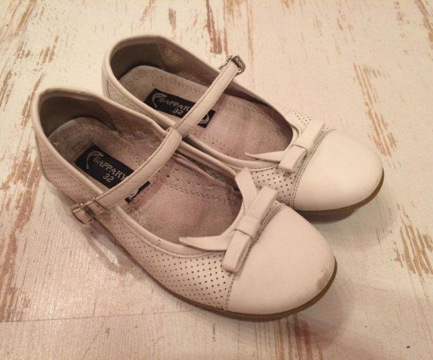 Туфли на девочку. Фото 1. Буй.