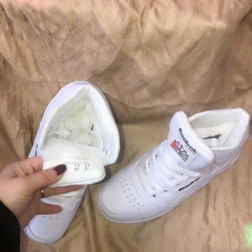 Новые зимние кроссовки. Фото 1. Пенза.