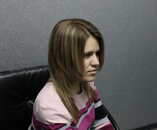 Окрашивание волос. Фото 1. Воронеж.