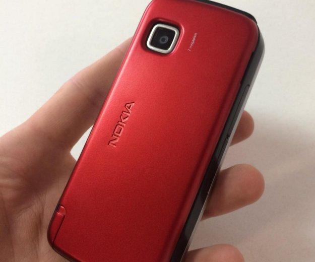 Nokia 5230. Фото 2. Ивановская.