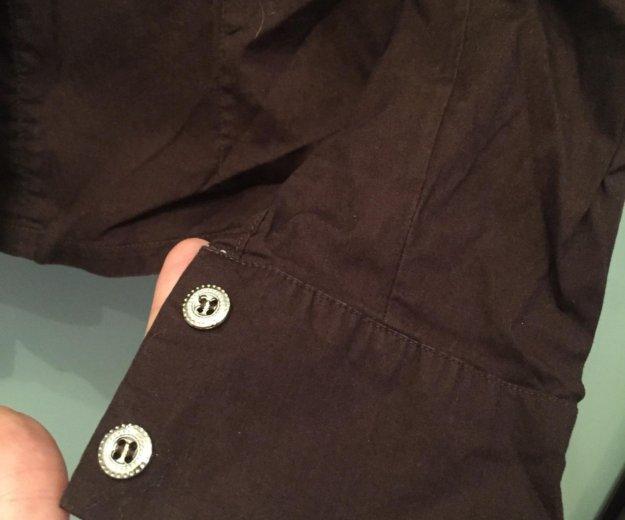Рубашка женская р.46 блузка. Фото 3. Москва.