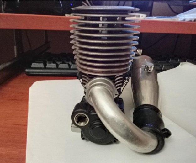 Мотор от savage xl k 5.9. Фото 3. Москва.