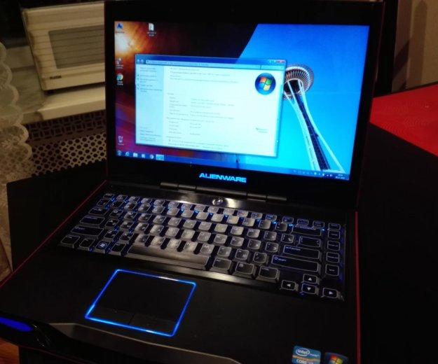Alienware m14r2 upgrade + 8gb ram впридачу. Фото 2. Москва.
