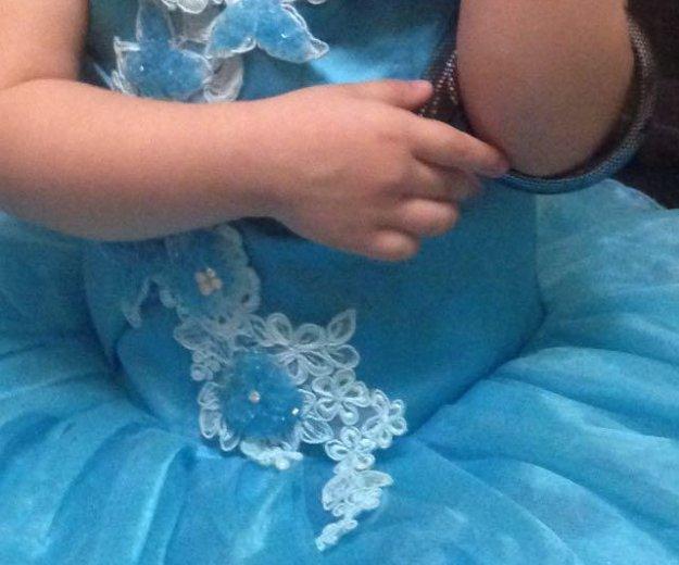 Нарядное платье на девочку. Фото 2. Армавир.