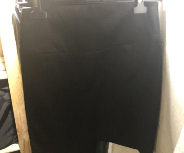 Черная мини-юбка. Фото 2. Москва.