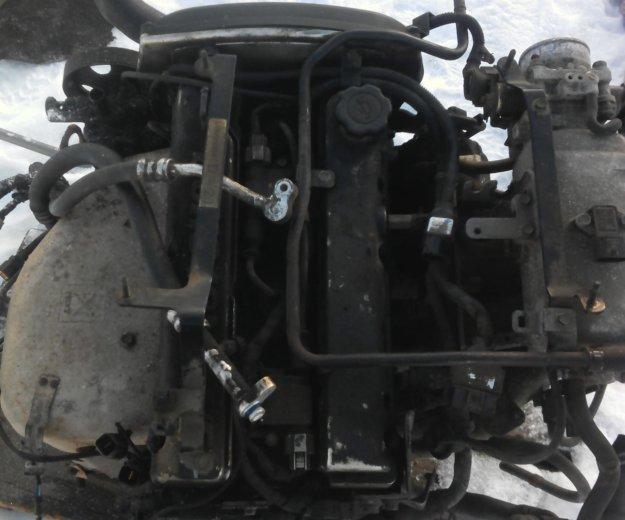 Двигатель g4js 2,4л для kia sorento. Фото 1. Химки.