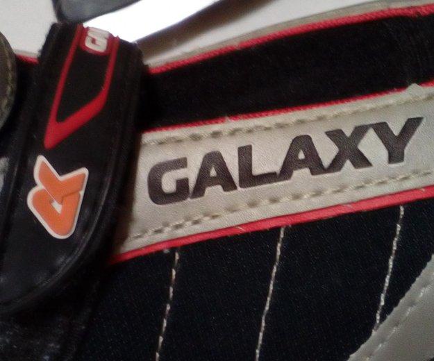 Коньки раздвижные galaxy рр 31.32.33.34.35.36. Фото 4. Кинешма.