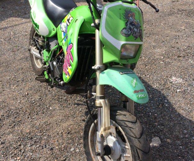Kawasaki ksr50. Фото 1. Одинцово.