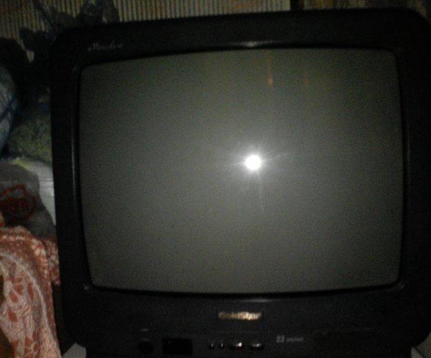 Телевизор goldstar. Фото 1. Оренбург.
