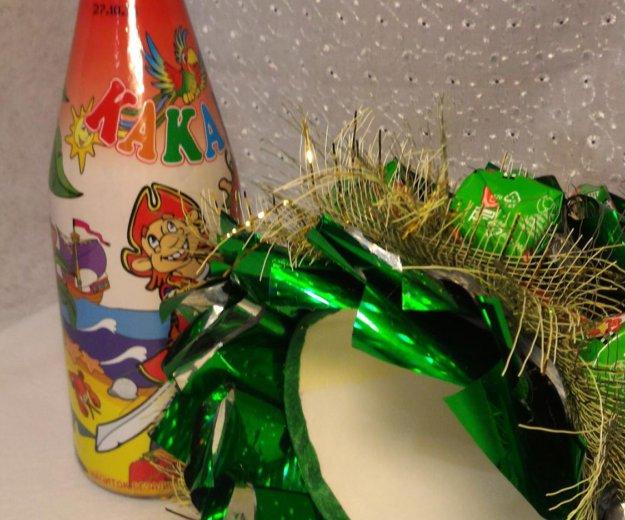 Елка новогодняя из конфет. Фото 2. Балашиха.