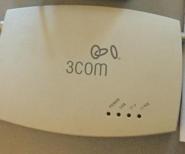 Точка доступа 3com wireless 8760 dual radio poe. Фото 2. Москва.