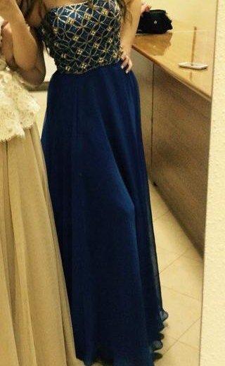 Вечернее платье. Фото 1. Симферополь.