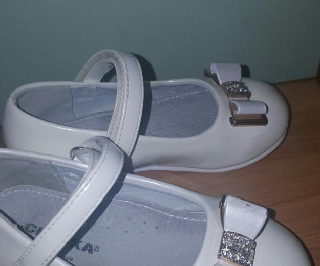Продаю туфельки сказка размер 23. Фото 1. Владикавказ.