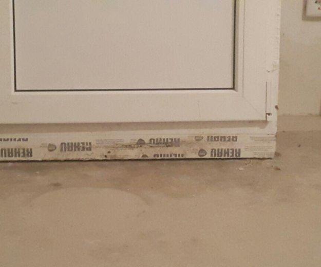 Пластиковые окно и дверь. Фото 3. Краснодар.