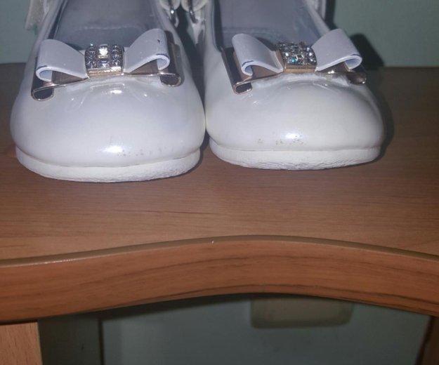 Продаю туфельки сказка размер 23. Фото 3. Владикавказ.