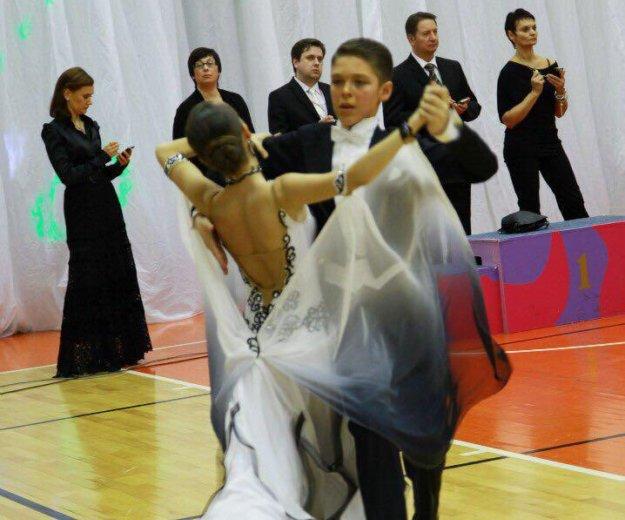 Спортивное бальное платье. Фото 1. Петрозаводск.