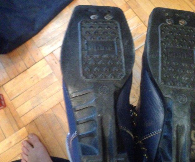 Лыжные ботинки. Фото 3. Чехов.