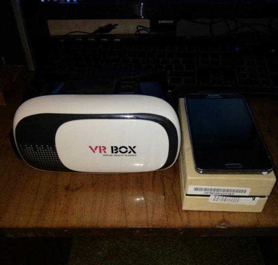 Samsung galaxy note3 (n9005) + vr шлем. Фото 1. Покров.