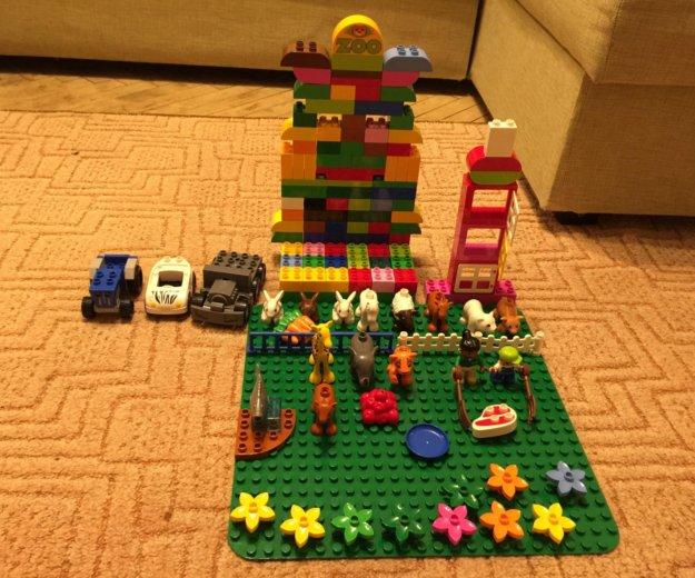 Лего дупло 4 набора+ игровое поле. Фото 3. Санкт-Петербург.