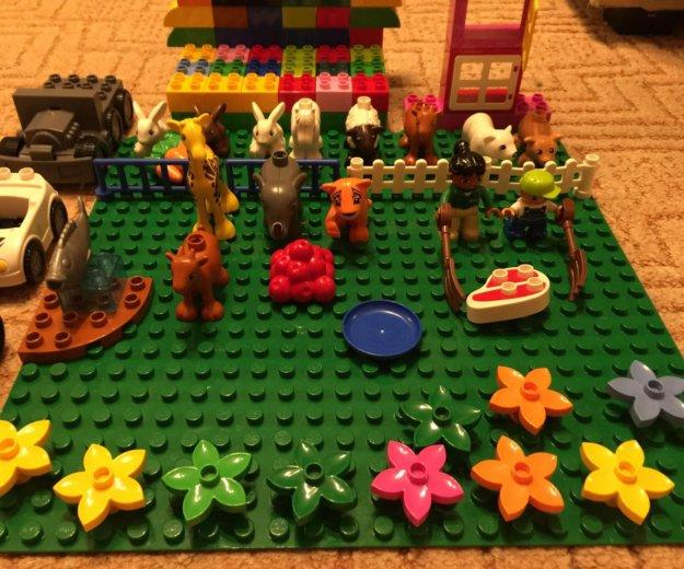 Лего дупло 4 набора+ игровое поле. Фото 4. Санкт-Петербург.