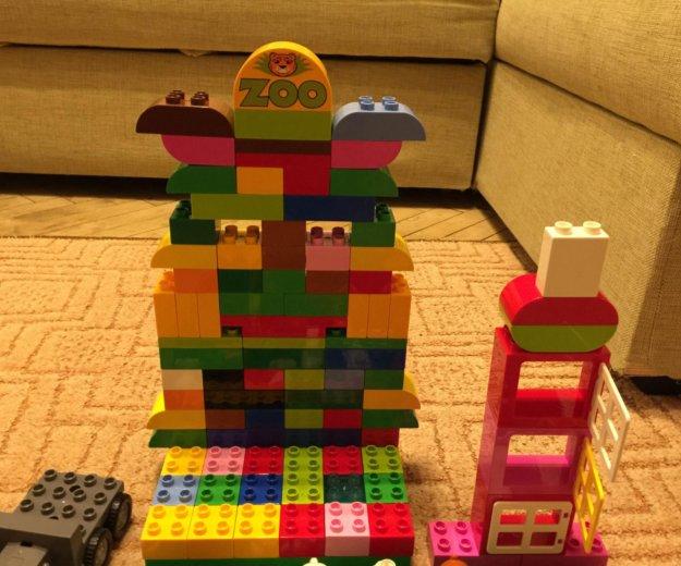 Лего дупло 4 набора+ игровое поле. Фото 1. Санкт-Петербург.