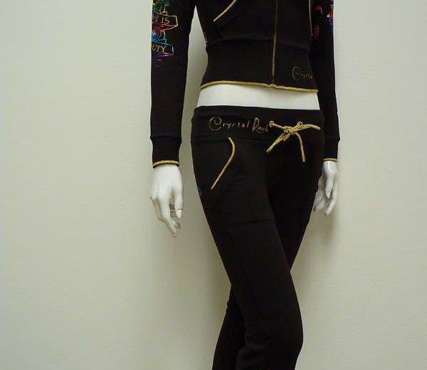 Новый спорт костюм crystal rock. Фото 1. Химки.