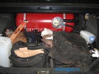 Газовое оборудование, хлопушка. Фото 1. Моздок.