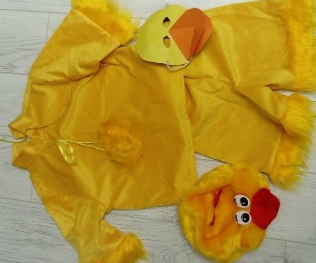 Новогодний костюм - цыпленок. Фото 1. Петрозаводск.