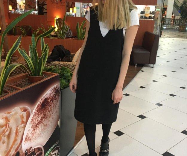 Платье-сарафан новое тёплое. Фото 4. Екатеринбург.