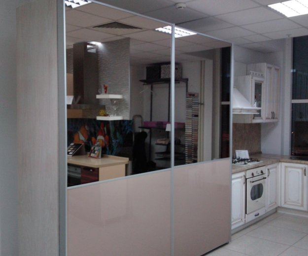 Шкаф с раздвижными дверями cinetto. Фото 1. Самара.