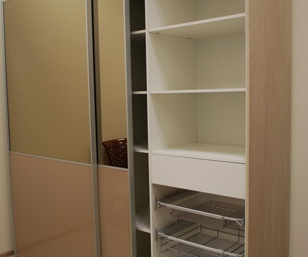 Шкаф с раздвижными дверями cinetto. Фото 4. Самара.