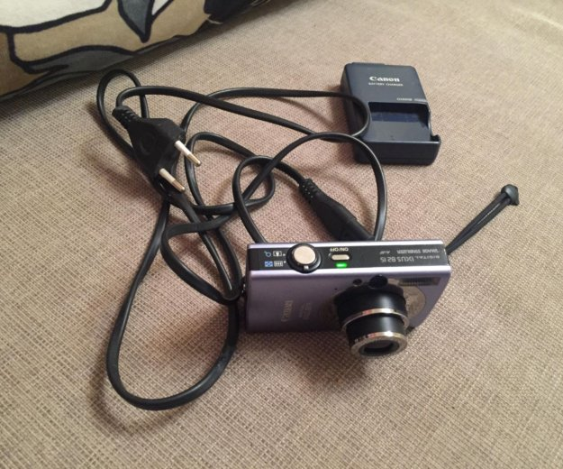 Фотоаппарат canon ixus 82 is. Фото 2. Мурманск.