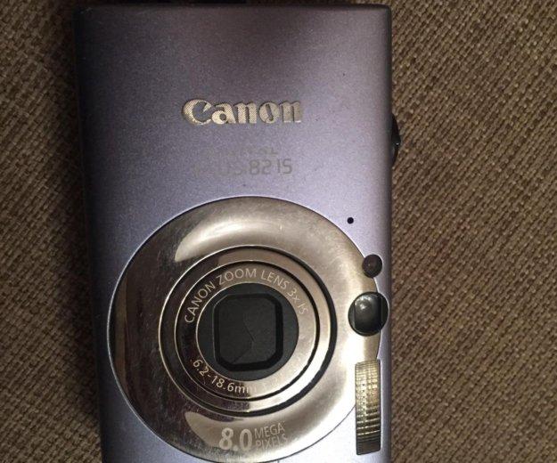 Фотоаппарат canon ixus 82 is. Фото 1. Мурманск.