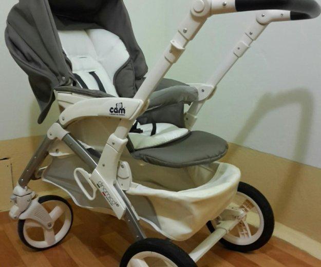 Продается итальянская коляскаcam 3в1. Фото 2. Уфа.