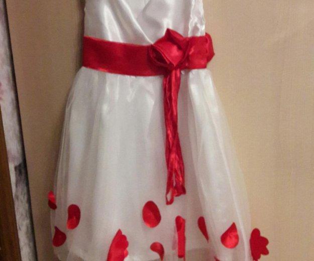 Платье для девочки на рост 92-98 см. Фото 2. Москва.