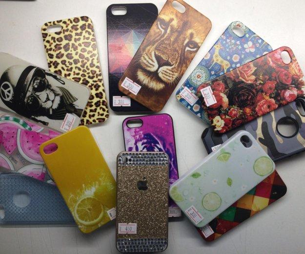 Чехлы для iphone 4/4s/5/5s. Фото 1. Ивановская.