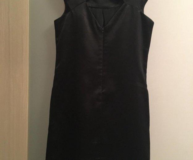 Платье черное. Фото 2. Москва.