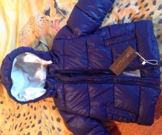 Новая зимняя куртка на мальчика. Фото 2. Ставрополь.