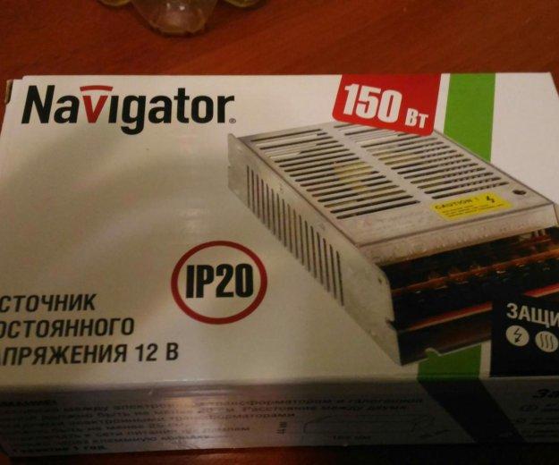 Блок питания navigator новый. Фото 1. Воронеж.