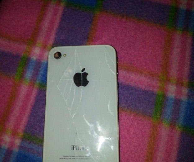 Айфон 4 16г. Фото 2.