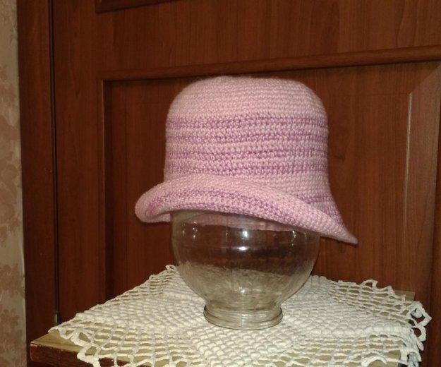 Шляпа вязаная. Фото 2. Уфа.