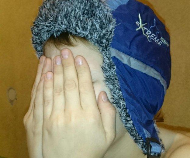 Шапка зимняя детская,для мальчика. Фото 1. Москва.
