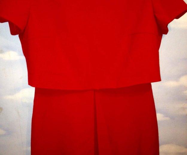 Шикарное красное платье befree. Фото 1. Санкт-Петербург.