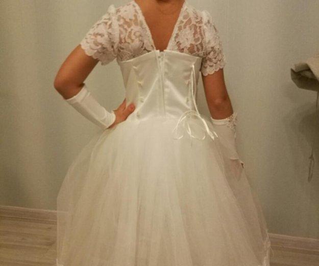Праздничное платье для девочки. Фото 1. Домодедово.